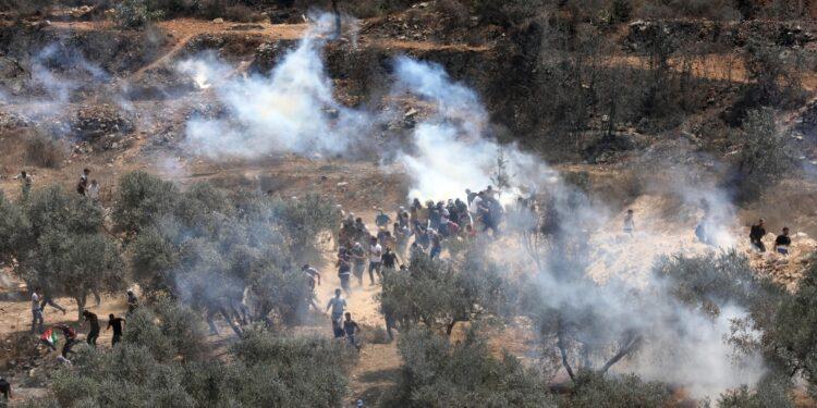 Nessuna vittima tra le forze di polizia di frontiera israeliana