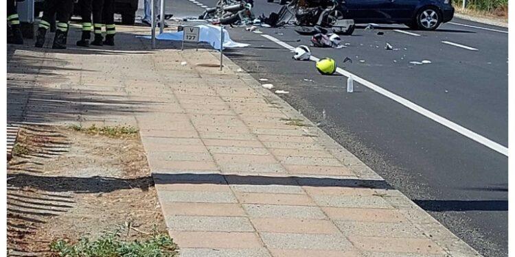 Marito deceduto sul colpo in incidente di ieri nella Locride