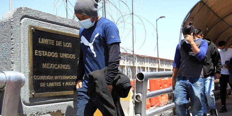 Al confine con il Messico
