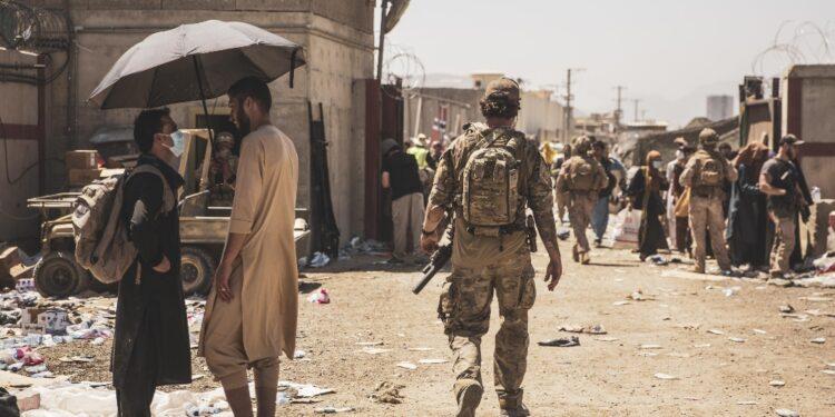 Le truppe Usa a Kabul cominciano a evacuare