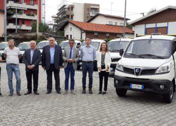 Nuovi mezzi Provincia Como