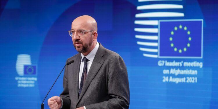 Lo scrive su Twitter il presidente del Consiglio europeo