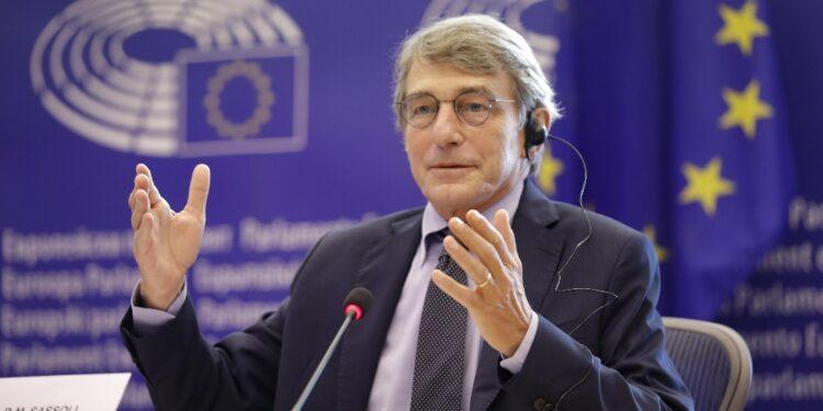 Scrive su Twitter il presidente del Parlamento europeo