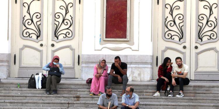 Alle porte della Medina
