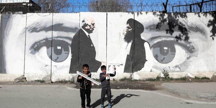 Dipinto dopo gli accordi di Doha