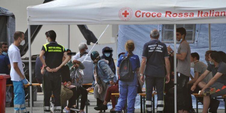 In tre giorni arrivati in Sardegma circa 160 rifugiati