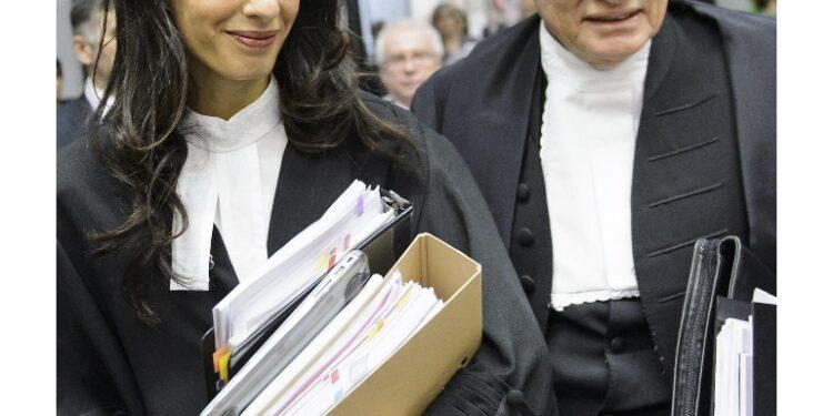 L'avvocata britannica si occuperà del conflitto nel Darfur