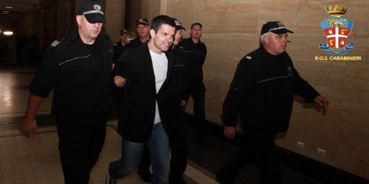 Giudicato in Italia per traffici con 'ndrangheta calabrese