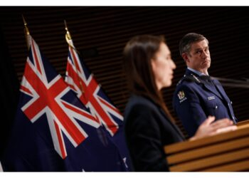 Ardern: 'Inasprimento legge anti-terrorismo entro fine mese'