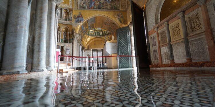 Difenderà chiesa da acqua alta per almeno 3 anni