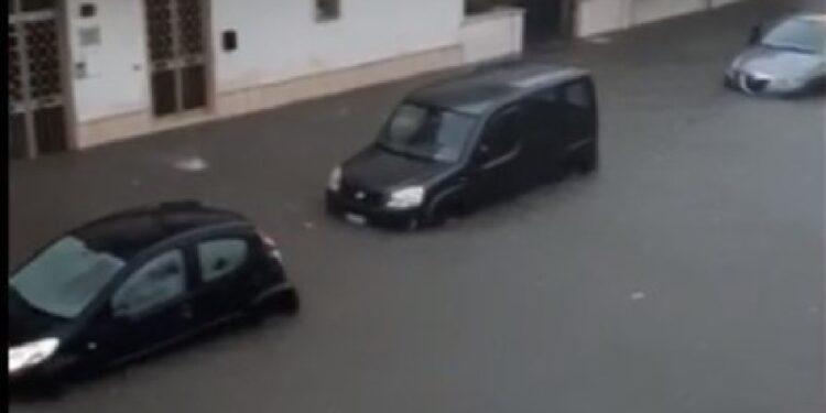 In alcune zone di Nardò automobilisti intrappolati