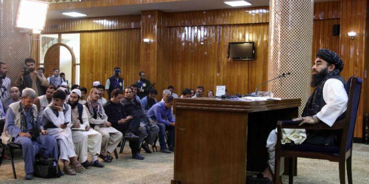 'Nostra ambasciata a Kabul sta ancora svolgendo le sue funzioni'