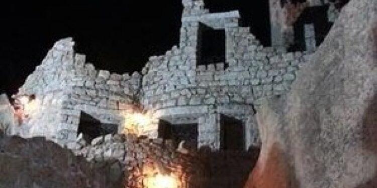 Ritual di Baja Sardinia era aperto ma solo come ristorante