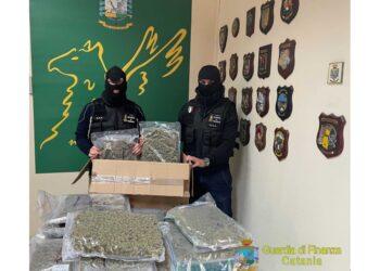 Narcotrafficante colombiano arrestato a Valencia su indagini Gdf