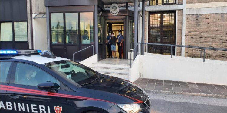 Pellizzari è accusato di omicidio aggravato armi e rapina