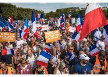 A Parigi 5 manifestazioni