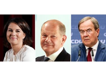 L'Spd di Scholz è ancora in testa.Oggi congressi di Fdp e Verdi