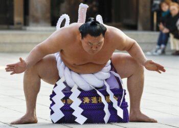 E' il campione più celebrato della classe 'yokozuna'