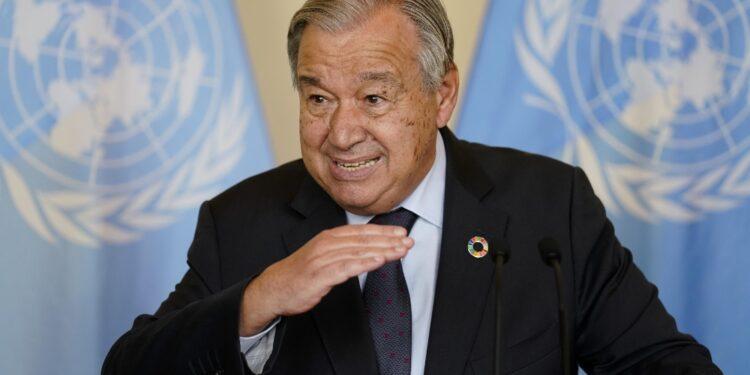 Aperta 76/a Assemblea dell'Onu.'Disparità vaccini è un'oscenità'