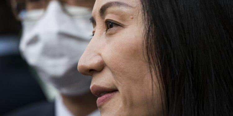 Pechino plaude a rilascio del capo della finanza del colosso tlc