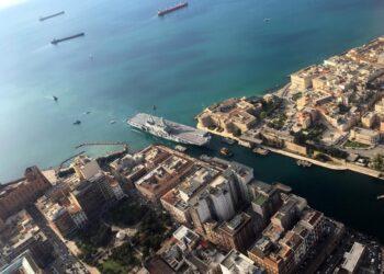 Nel mirino i lavori per la nave San Marco della Marina