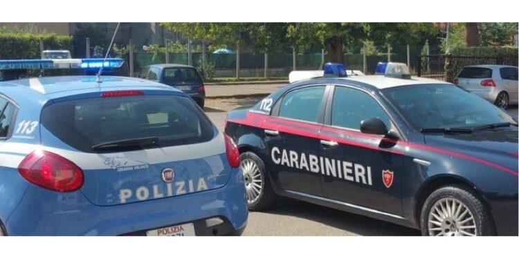 Operazione di Polizia e Carabinieri nel quartiere San Pio
