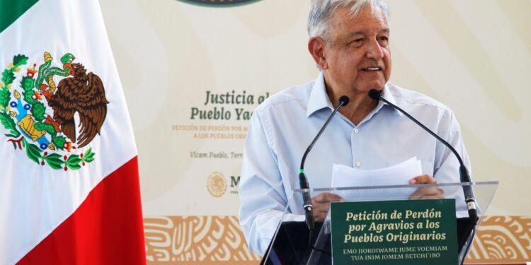 Per abusi sofferti durante la dittatura di Porfirio Díaz