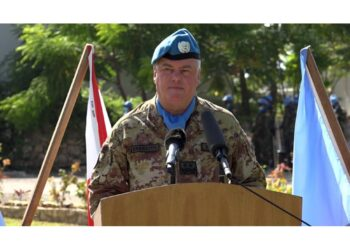 Comandante Unifil celebra Giornata della pace