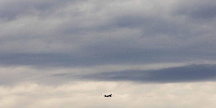 Cessna effettuava addestramento
