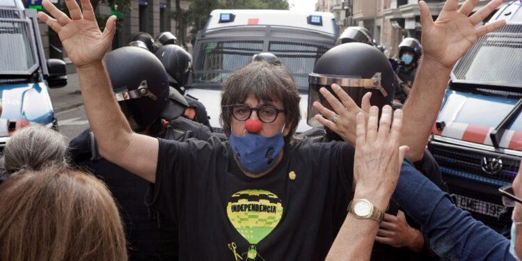Aragones si recherà in Sardegna per stargli vicino