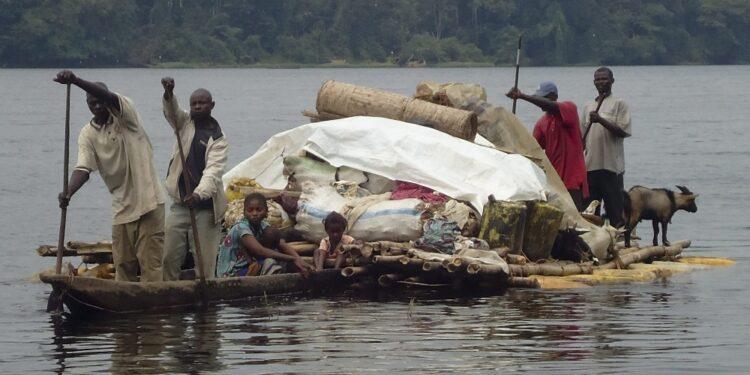 Denunciato sversamento da un'industria mineraria angolana