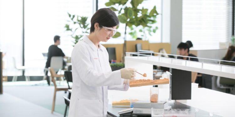 Scoperta mondiale Shiseido su network vascolare cutaneo