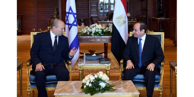 L'annuncio della presidenza egiziana