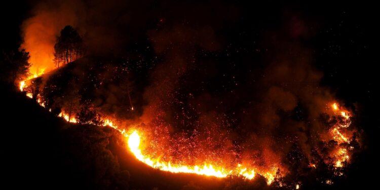 Sfollate oltre 700 persone in provincia di Malaga