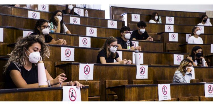 Online graduatoria anonima