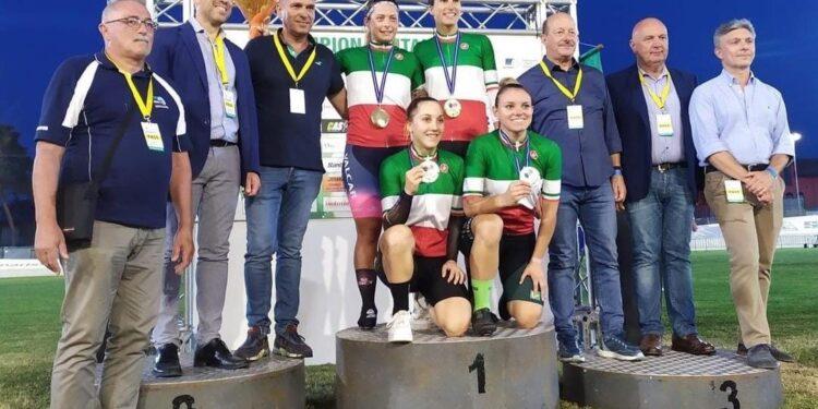 Campionati ciclismo Basilico