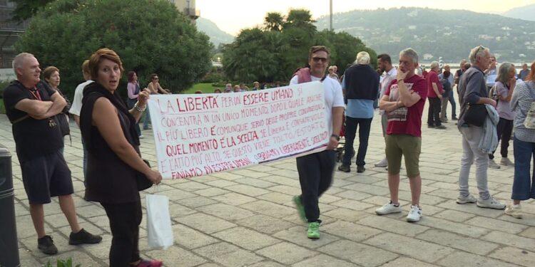 Manifestazione Como