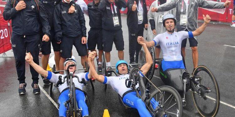 Paralimpiadi ciclismo
