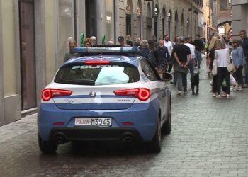 Polizia via Luini