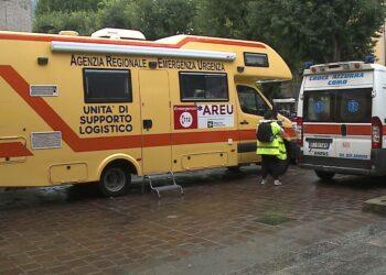 Unità mobile vaccini Como