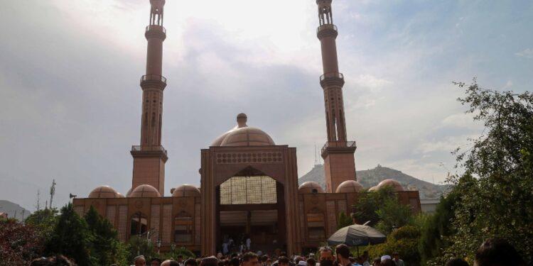 Forte esplosione a Eid Gah