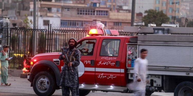 Il primo bilancio dell'attacco vicino alla moschea Id Gah