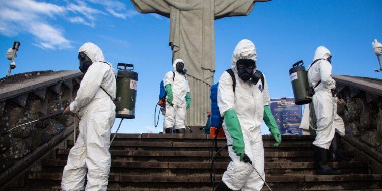 Statua simbolo di Rio de Janeiro sottoposta a restyling completo