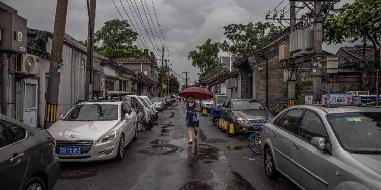 Precipitazioni tre volte più forti della media mensile
