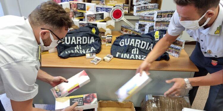 Operazione 'Duty Free' tra porti Ancona e Salerno