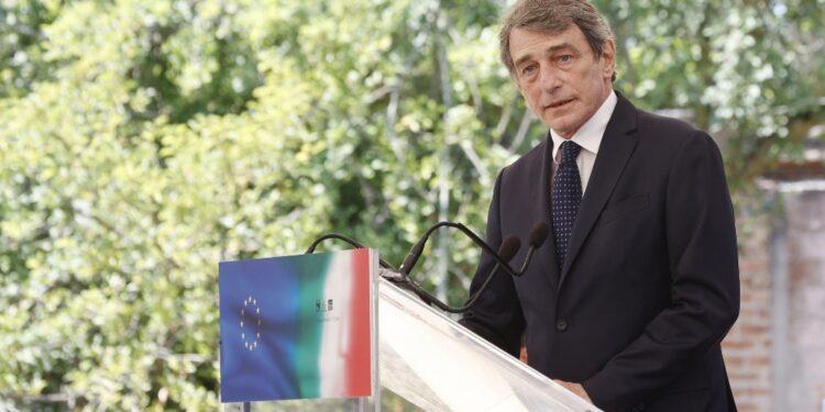 Presidente Parlamento Ue interviene a European Youth Event