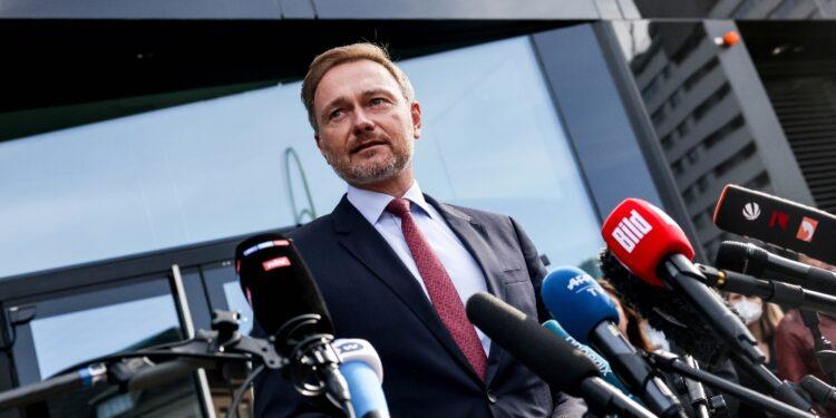 Lo ha annunciato il leader dei liberali Lindner