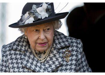 Lo rende noto Buckingham Palace