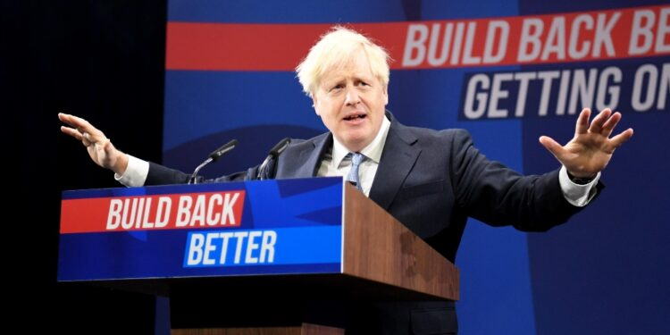 Nuovo allungo Tory su Labour dopo stagione congressi di partito