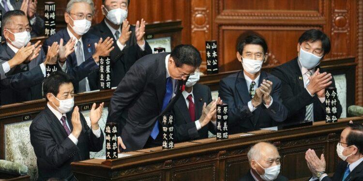 Parlamento ufficializza incarico